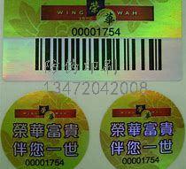 海西防伪标签,首先要认准防伪溯源系统,